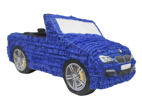 Large BMW Series 6 Convertible Motor Pinata