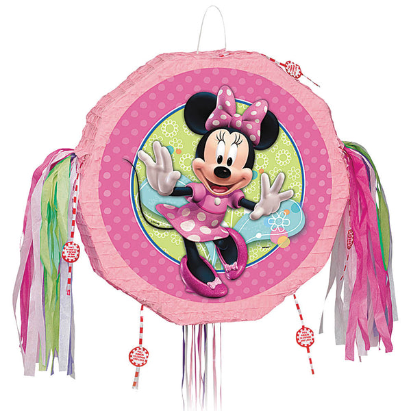 Disney Minnie Mouse Pull String Pinata