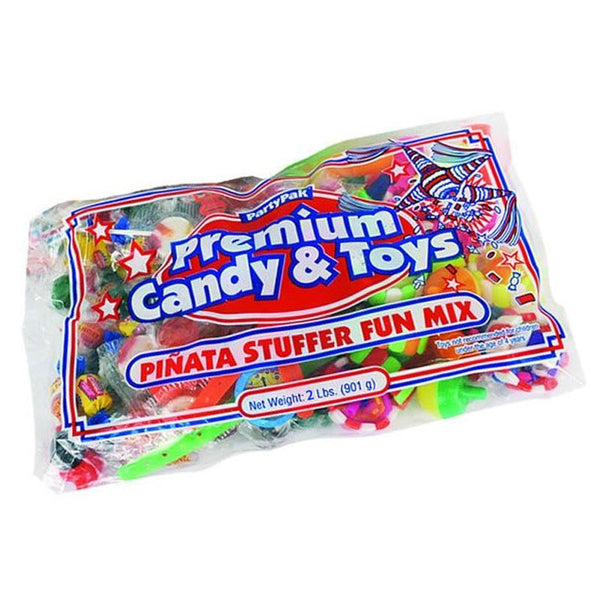 2lb Candy and Toys Pinata Filler