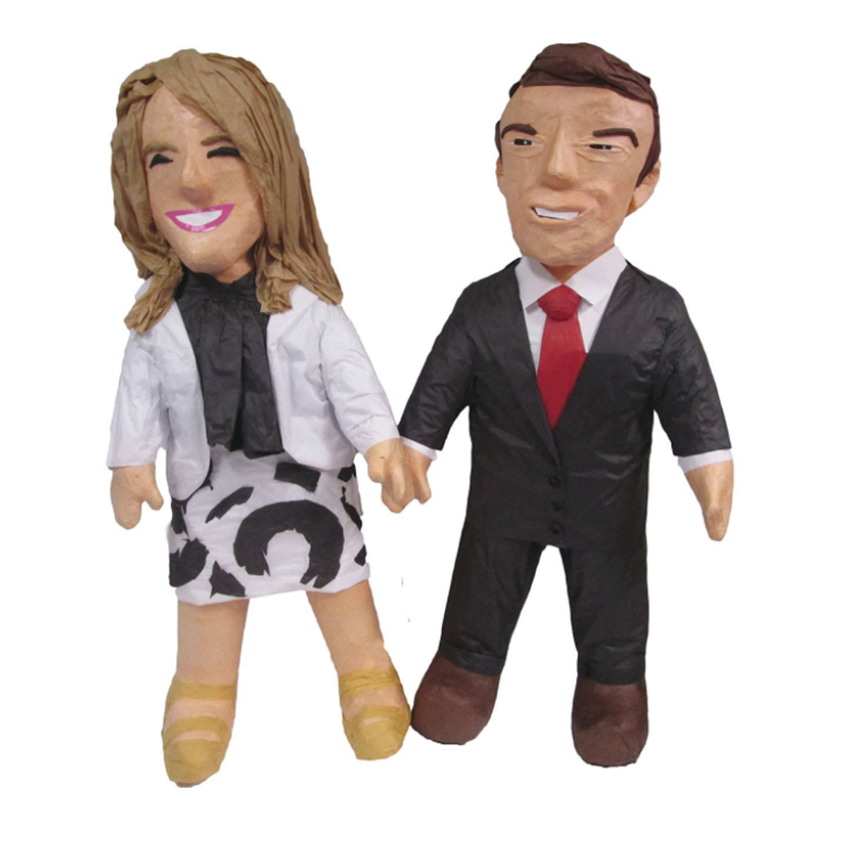 Elegant Couple Custom Pinata