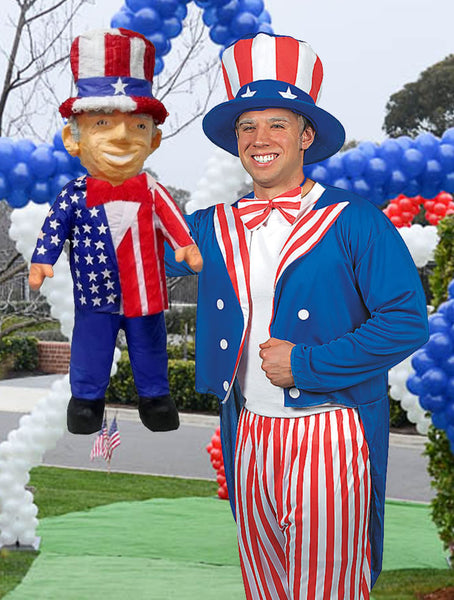 Custom 4th of July Pinata