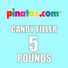 5 lb Candy Pinata Filler