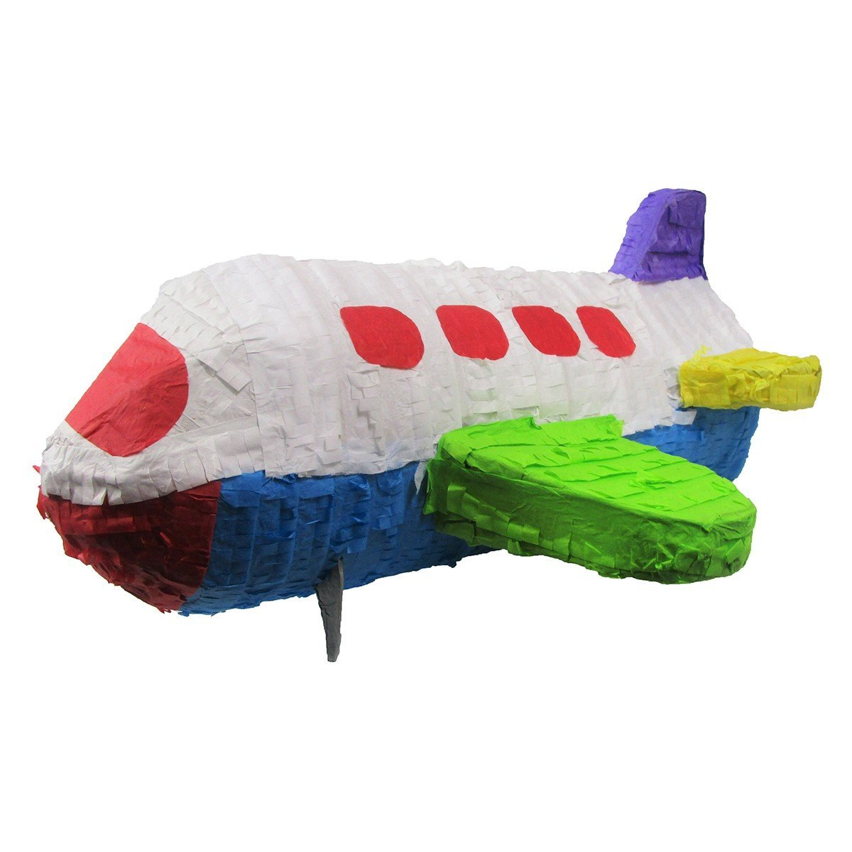 Airplane Pinata, Birthday Party Game and Centerpiece Decoration