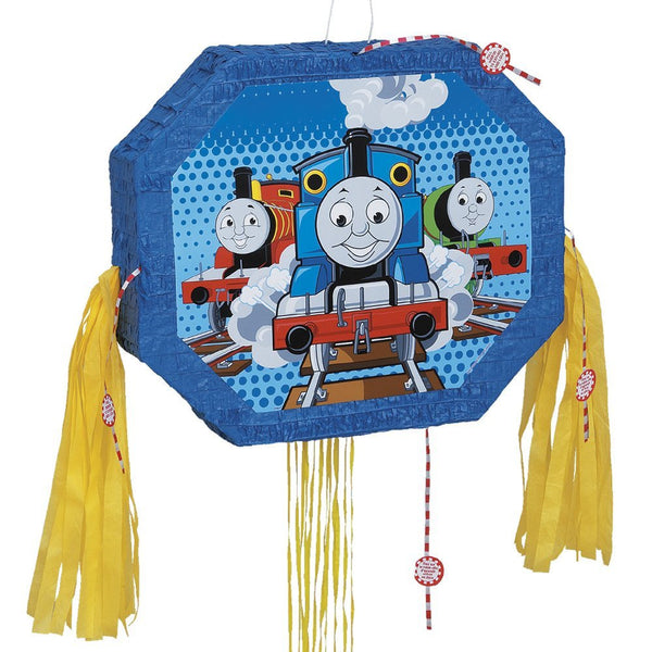 Thomas the Tank Pull String Pinata