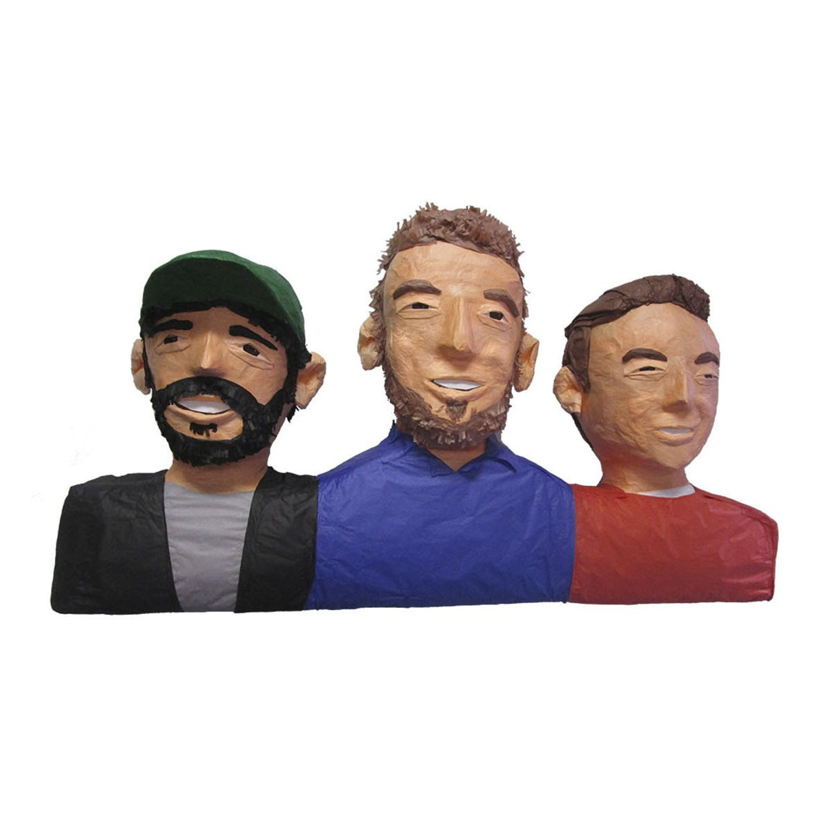 Three Friends Custom Pinata