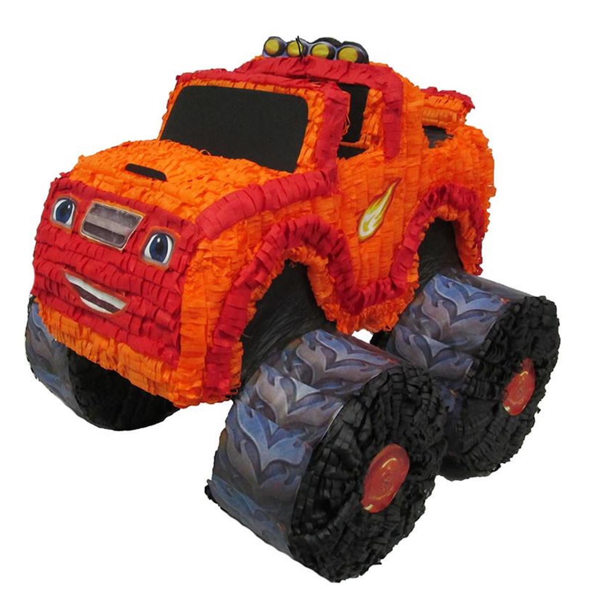 Toy Truck Custom Pinata