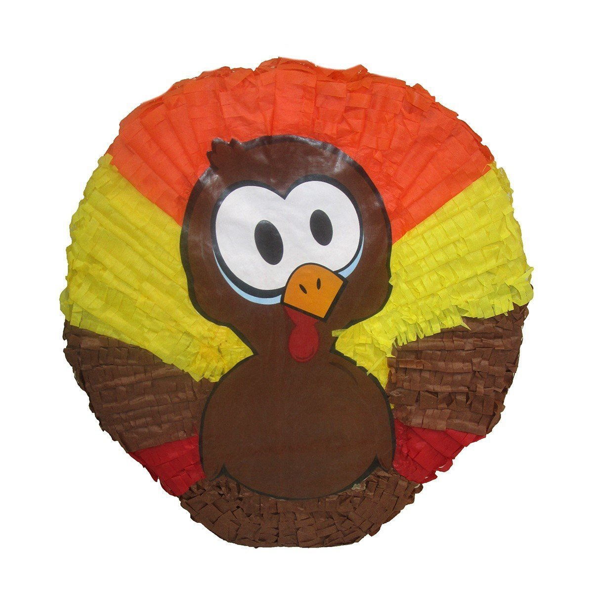 Standard Thanksgiving Autumn Turkey Pinata