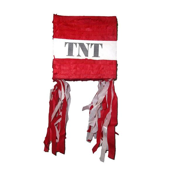 Standard Red TNT Pinata