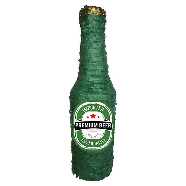 Standard Beer Bottle Pinata
