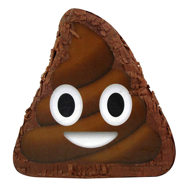 Pile of Poo Emoji Icon Pinata