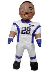 Adrian Peterson Custom Pinata