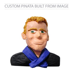 Man with Sweater Custom Pinata