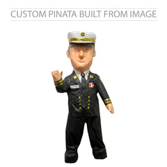 Fire Chief Custom Pinata