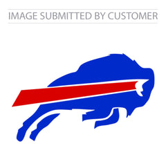 Buffalo Bills Logo Custom Pinata