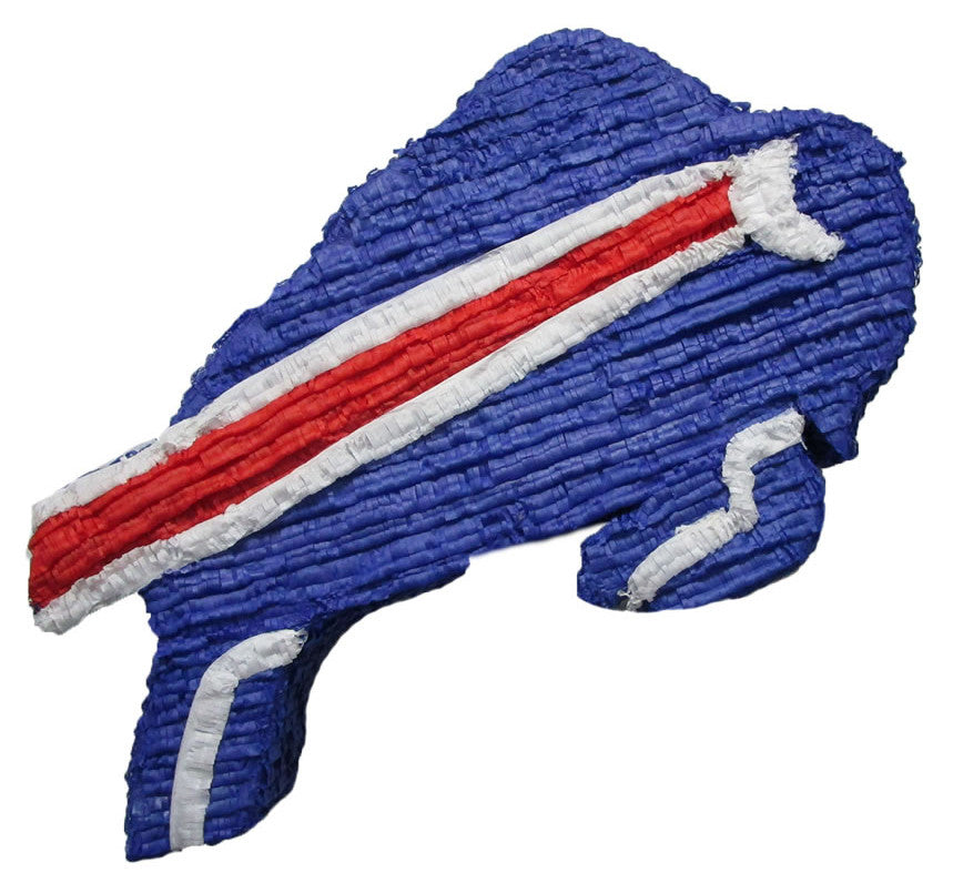 Custom Buffalo Bills Logo Pinata