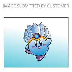 Ice Kirby Custom Pinata
