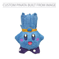 Custom Ice Kirby Pinata