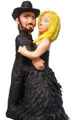 Country Couple Custom Pinata