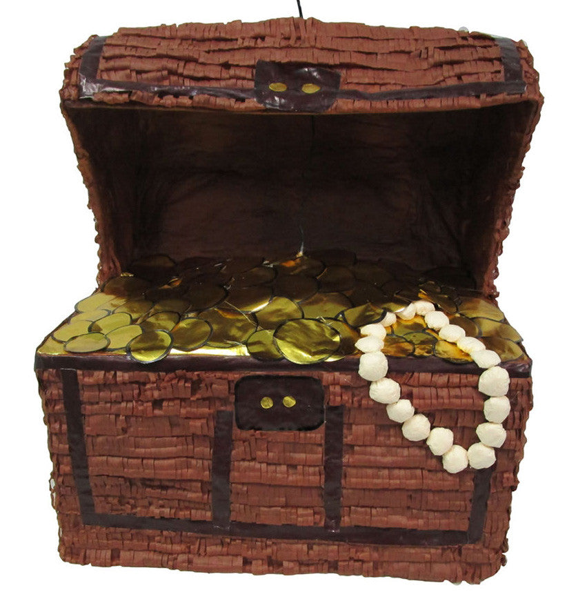 Custom Treasure Chest Pinata