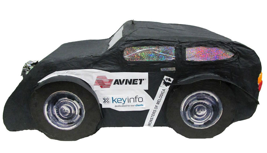 Custom Volkswagen Race Car Pinata