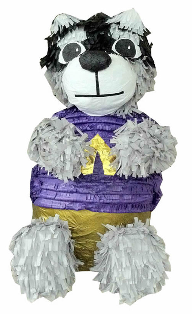 Custom W Raccoon Pinata