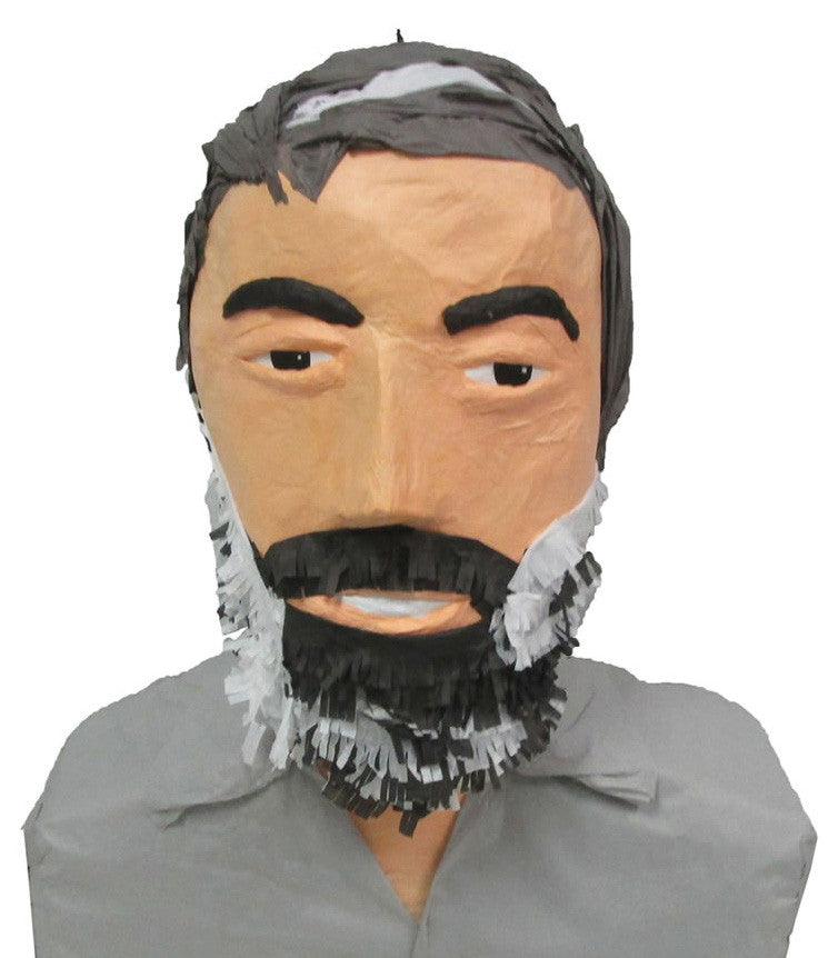 Man with beard Custom Pinata