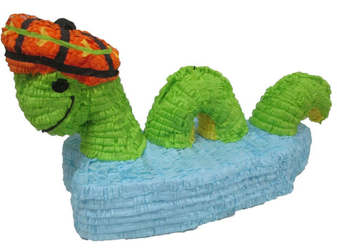 Loch Ness Monster Custom Pinata