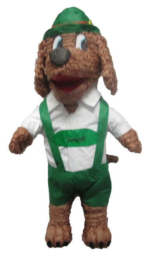 Oktoberfest Dog Custom Pinata