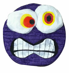 Custom Purple Monster Pinata