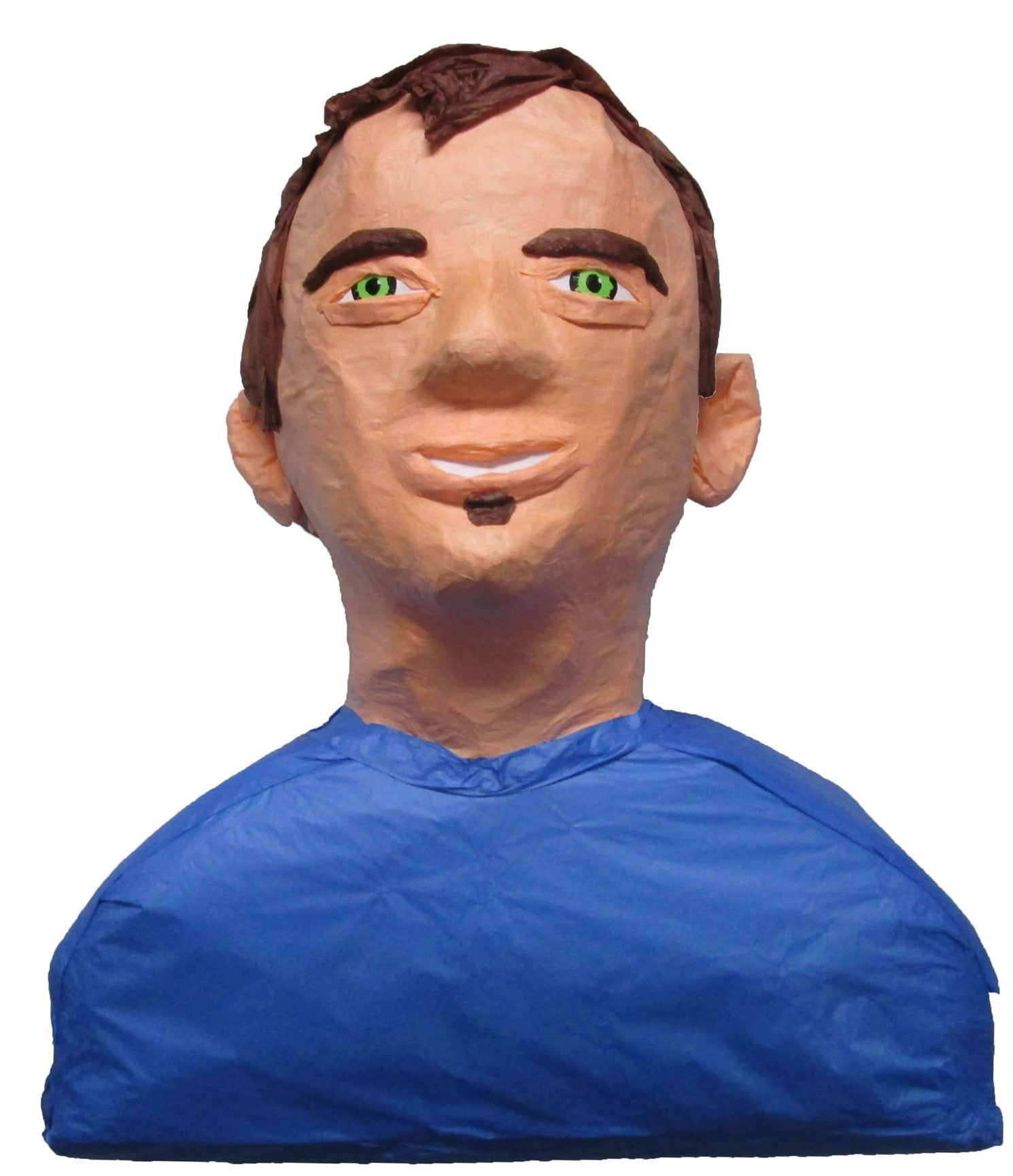 Guy in Blue Shirt Custom Pinata