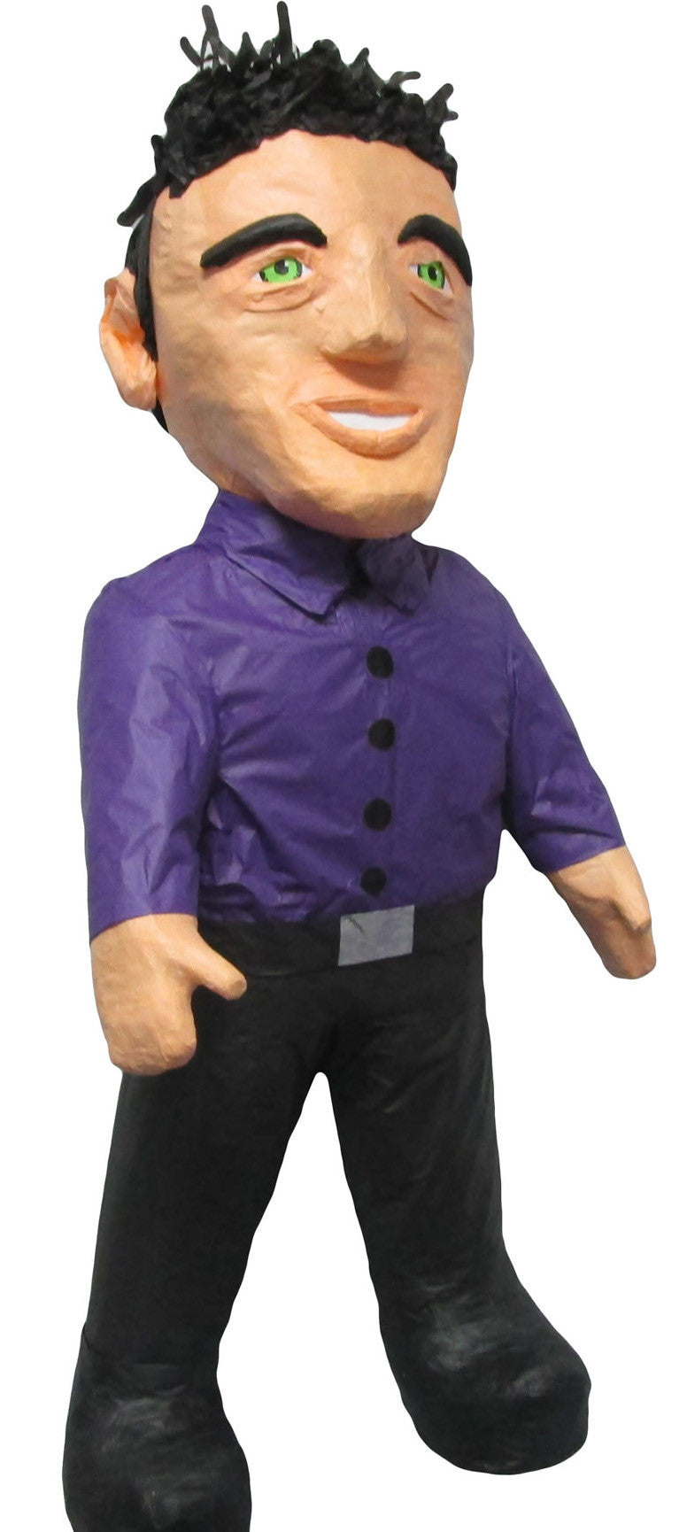 Guy in Purple Shirt Custom Pinata