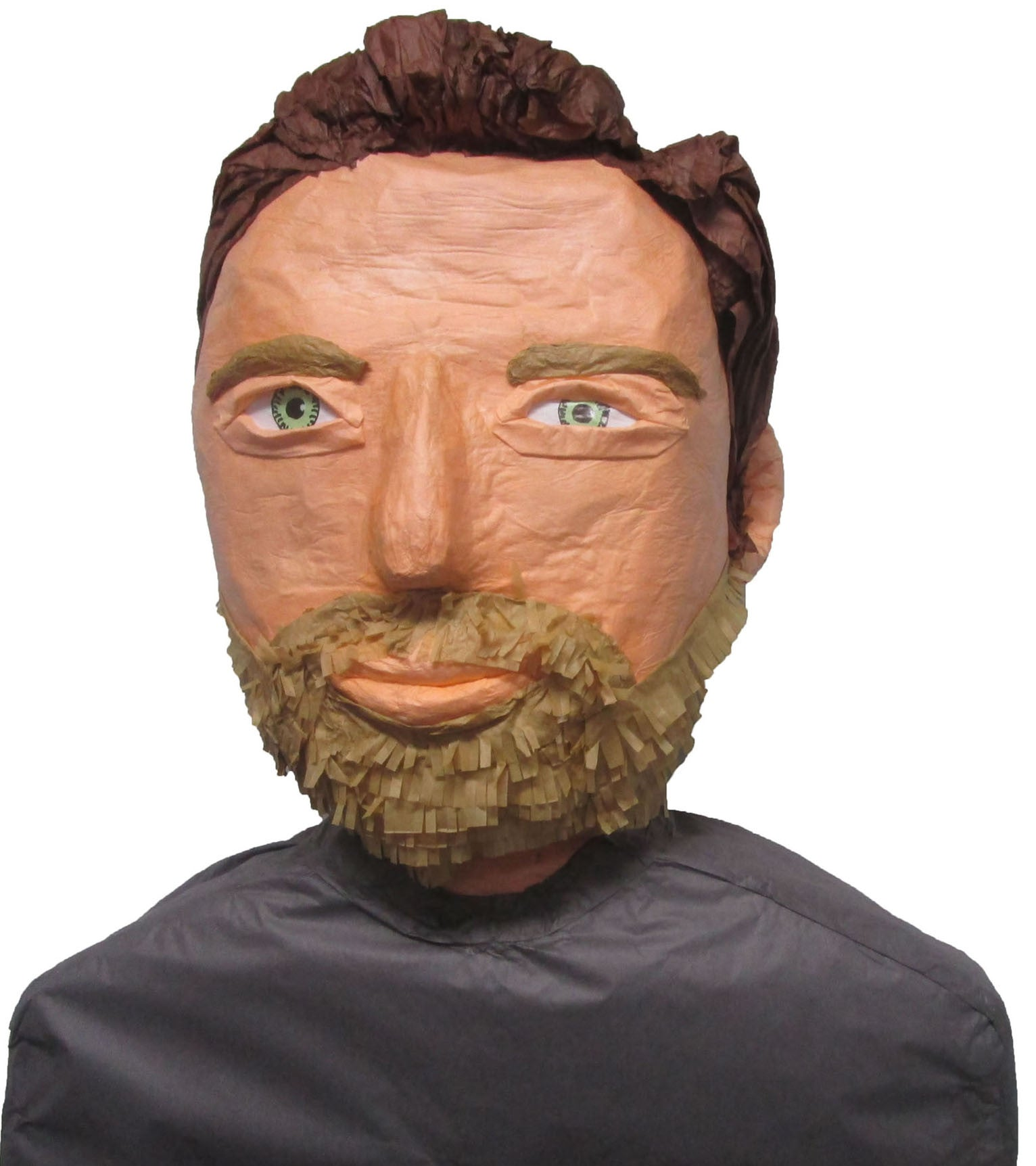 Guy with Beard Custom Pinata
