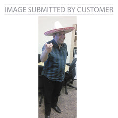 Man with Sombrero Custom Pinata