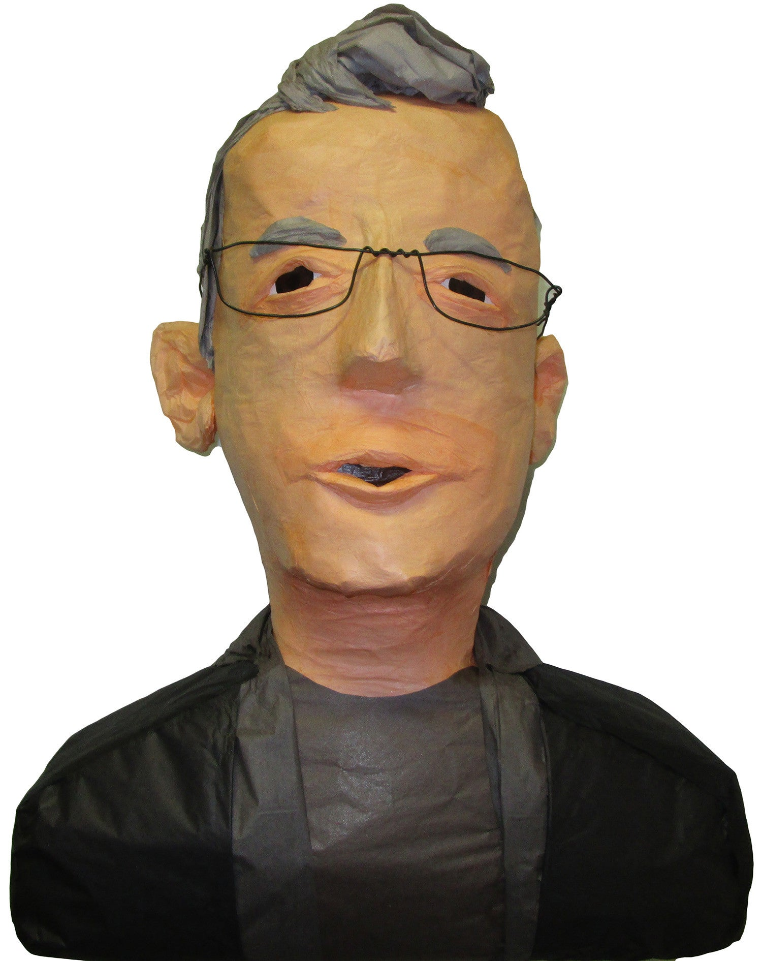 Man With Glasses Custom Pinata