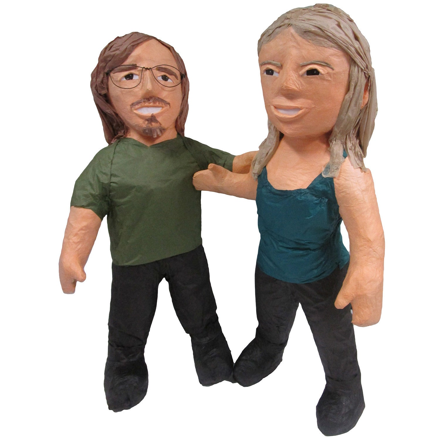 Couple Custom Pinata