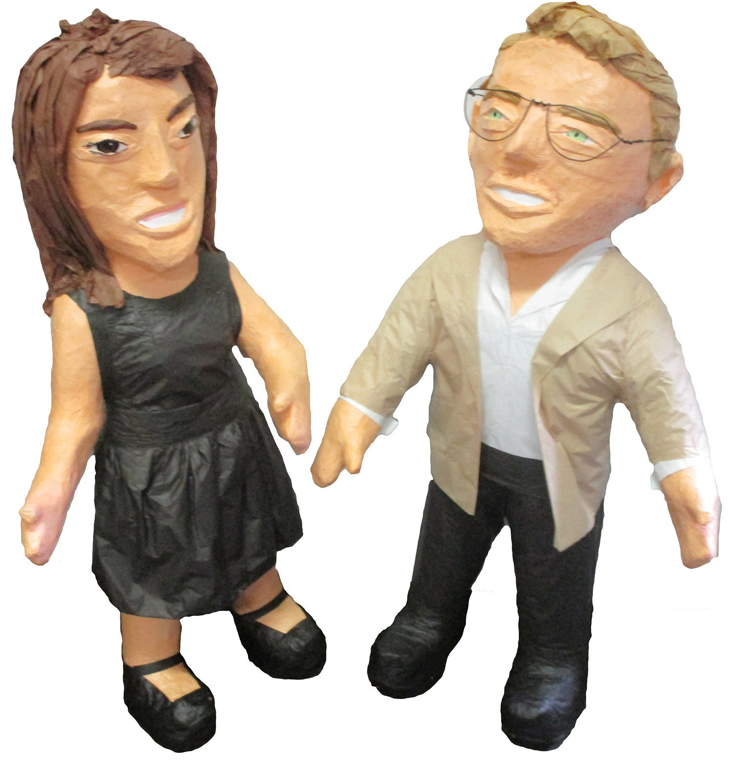 Couple Together Custom Pinata