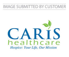 Caris Healthcare Logo Custom Pinata