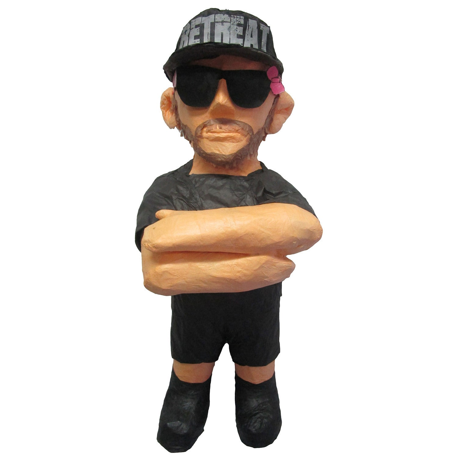 Man with Sunglasses Custom Pinata