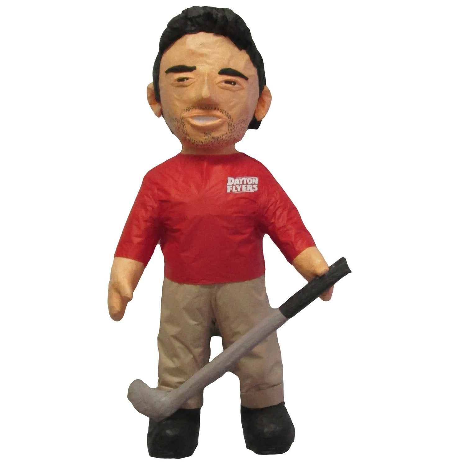 Man Red Sweater Custom Pinata