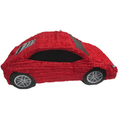 Red Car Custom Pinata