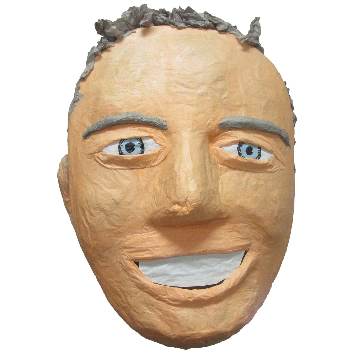 Man Face Smile Custom Pinata