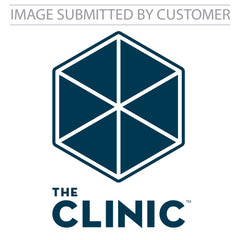 The Clinic Logo Custom Pinata