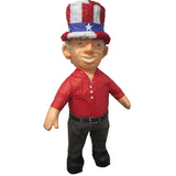 Man American Hat Custom Pinata