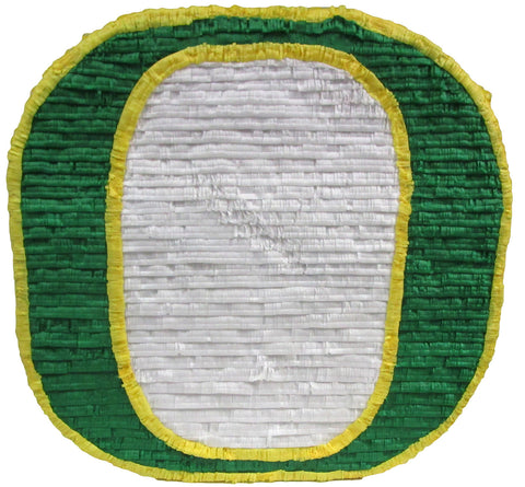 Green Logo Custom Pinata