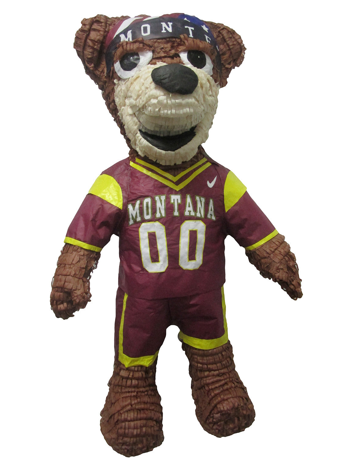 The University of Montana Mascot Custom Pinata