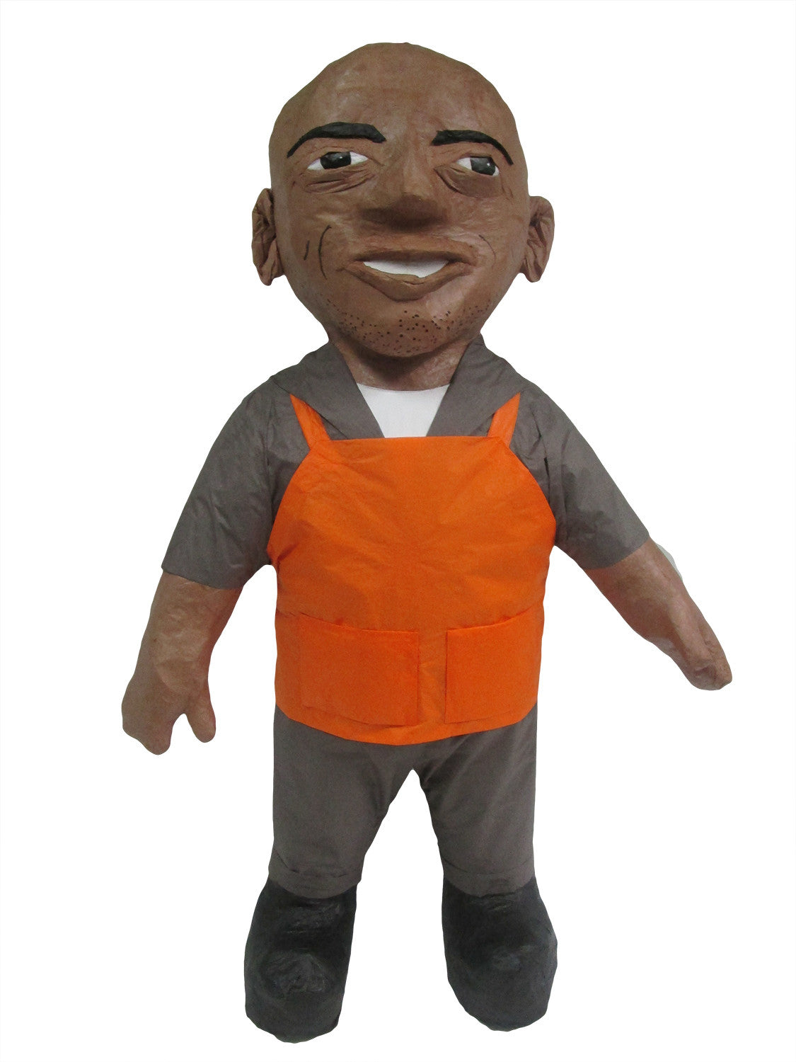Man With Gray Shirt Custom Pinata