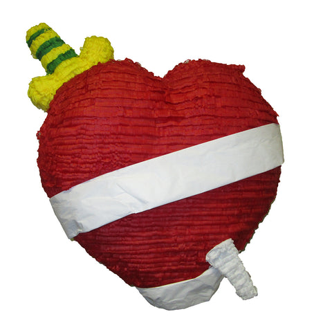 Heart Sculpture Custom Pinata