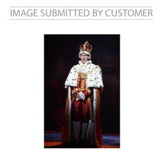 King George III Custom Pinata
