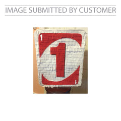 Uno Card Game Custom Pinata