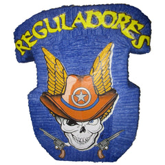 Reguladores Logo Custom Pinata